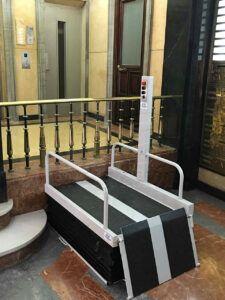 Plataforma Elevador Portátil Liftboy