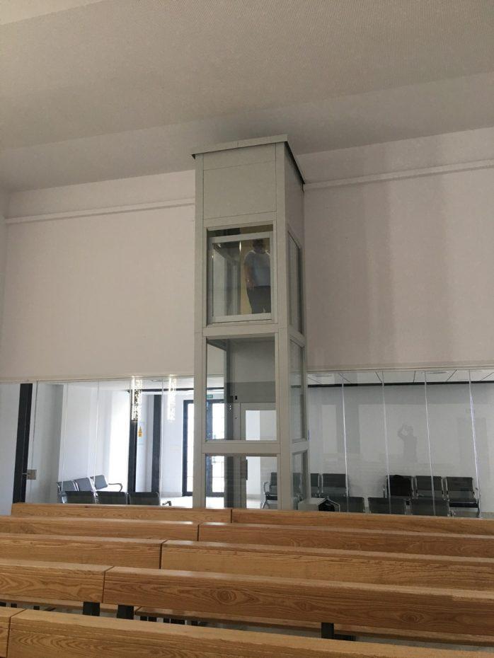 Elevador Vertical HDP-1 en Loja (Granada)