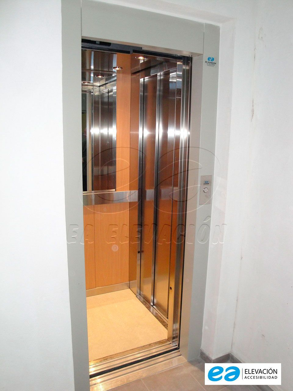 ascensor unifamiliar en Córdoba Rute