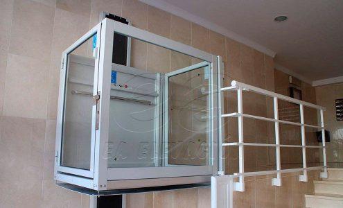 elevador vertical pisos en málaga