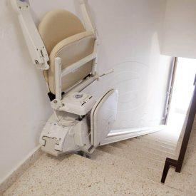 silla salvaescaleras de tramo recto